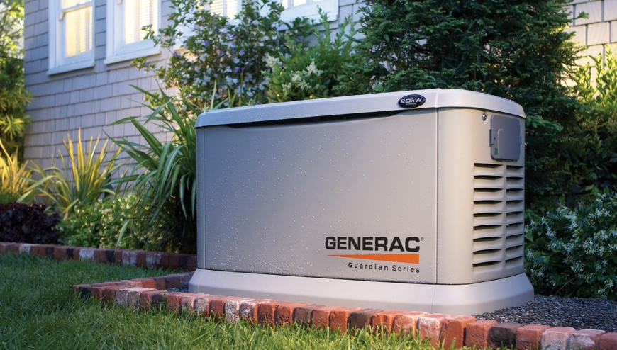 Generators & Generator Repair by a Professional Electrician