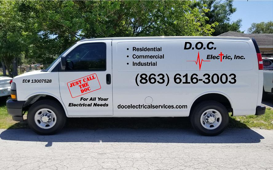 D.O.C. Electric Mulberry Electrician offering electrical repair services