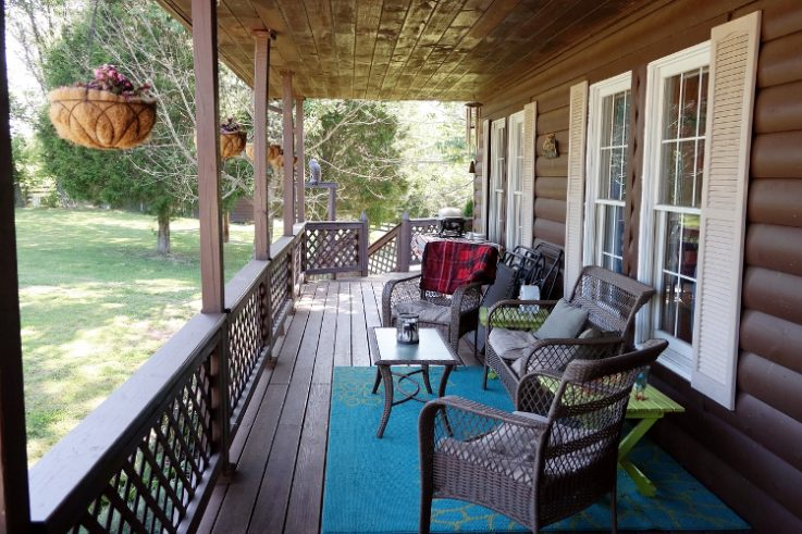 Porch Lighting Options
