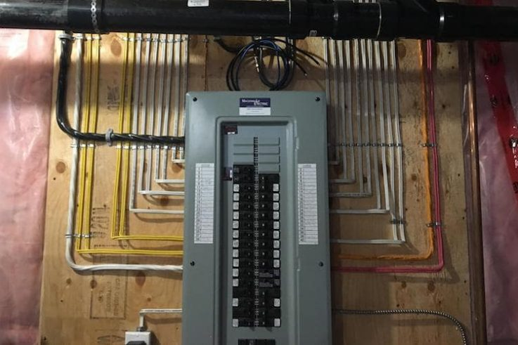200 Amp Electrical Service Upgrade